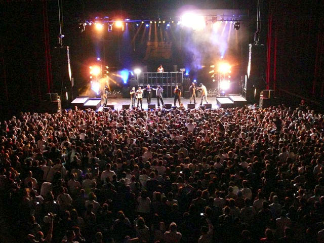 salle concert gap
